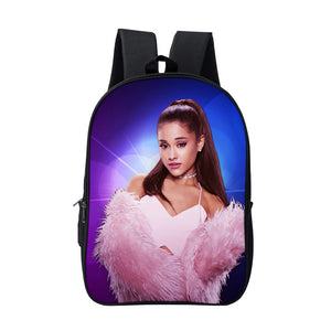 Ariana Grande 3D Print Backpack Youth School Bags