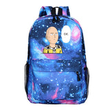 Anime ONE PUNCH-MAN Canvas Student Backpack For Youth