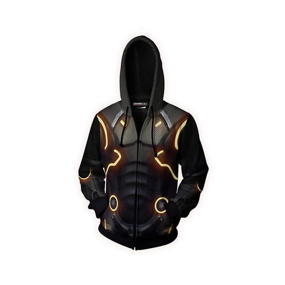 Fortnite Cool Zipper Hoodies Jacket