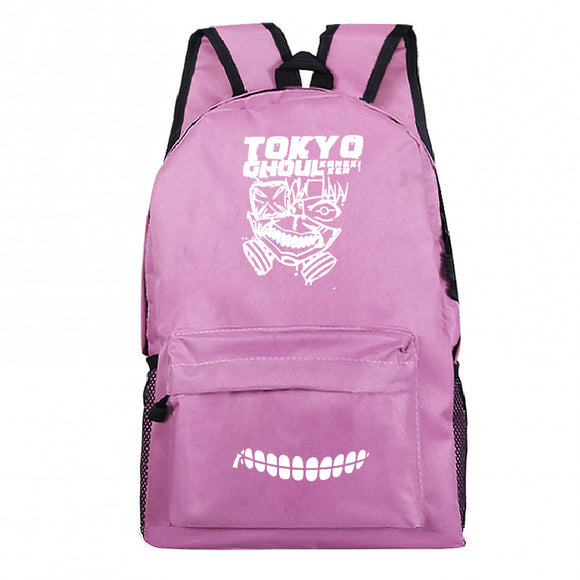 Anime Tokyo Ghoul Students  Backpack BookBags for Boys and Girls
