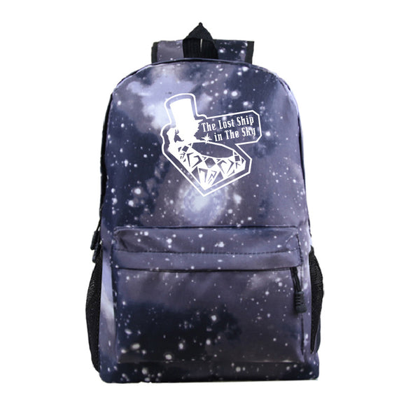 Japan Anime Detective Conan School Polyester Backpack  Book Bag  Day Bag