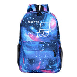 Japan Anime Detective Conan School Backpack  Book Bag  Day Bag