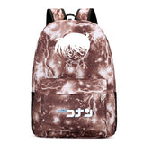 Japan Anime Detective Conan School Backpack  Book Bag