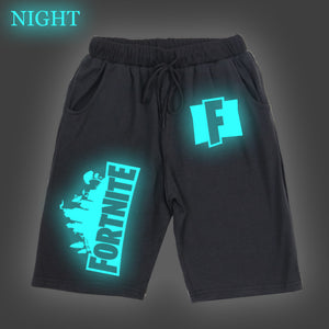 Luminous Fortnite Kids Youth Shorts Cansual Beach Short Swim Short