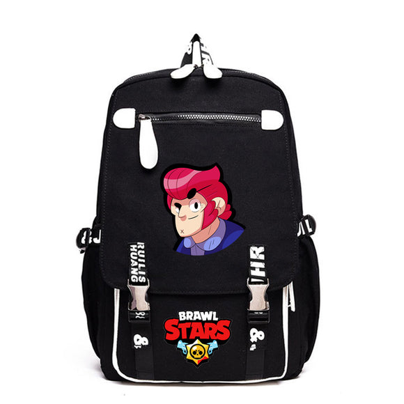 Brawl Stars  Rucksuck School Backpack Students Day Bag