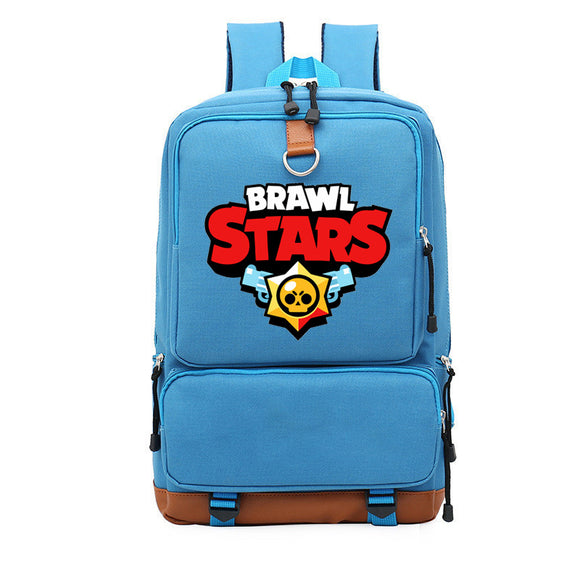 Brawl Stars  Rucksuck Students Backpack Day Bag For Youth