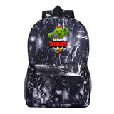 Brawl Stars Teens Kids School Backpack For Youth