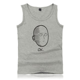 One Punch Man Tank Top Sleevesless Shirt Vest
