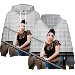 Charli D'Amelio 3D Print Hoodie for Men and Women