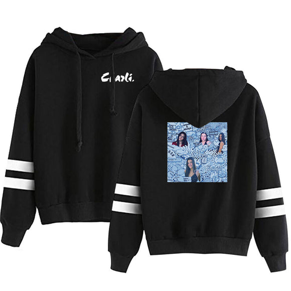 Charli D'Amelio 2D Print Casual Sweatshirt Hoodie for Boys and Girls