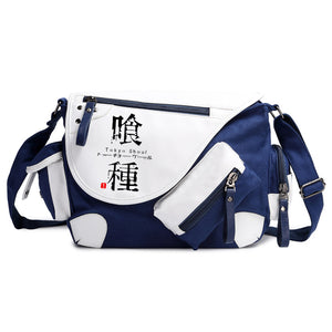 Anime Tokyo Ghoul Deluxe Crossbody Bags for Boys and Girls