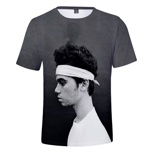 3D Print Cameron Boyce Short Sleeves Shirts