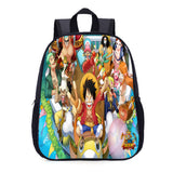 Anime ONE Piece 3D Print Kids Youth School Backpack