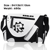 Roblox  Cross Shoulder Bags Students Youth Backpack