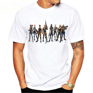 Fortnite Casual Cotton  T-Shirt