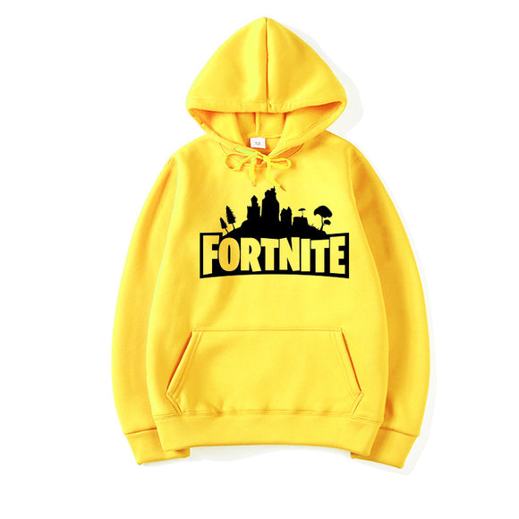 Fortnite Youth Casual Sweatshirt Pull Over Hoodies
