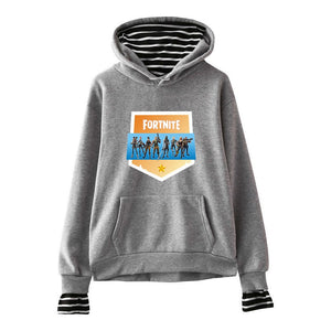 Fortnite Girls Hoodies Casual Sweatshirt