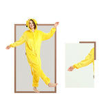Adult Animal Onesis Pajamas Pokemon Kigurumi Halloween Cosplay Costume For Men&Women