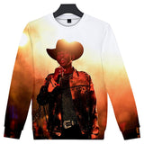 Boys And Girls Lil Nas X Songwriter 3D Print Hoodies Sweatshirts