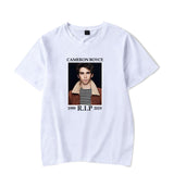Cameron Boyce 3D Print Shirt Casual Cotton T-Shirt Unisex