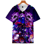 Undertale Mens Boys Casual Shirt