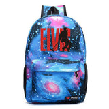Elvis Presley Youth Fashion Backpack Campus Backpack