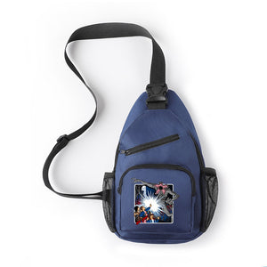 Hot Fashion Stranger Things Outdoor Crossbody Bags For Boys And Girls