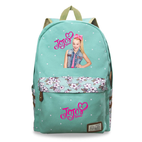 Jojo Siwa Backpack Youth School bag Bookbags