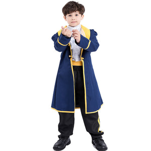Halloween Kids Costumes Prince Cosplay  For Boys