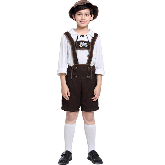 Halloween Kids Costumes Drama suit For Boys