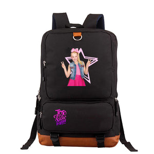 Jojo Siwa School Backpack Bookbags