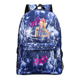 Kids Youth Jojo Siwa Backpack School Bag Bookbags