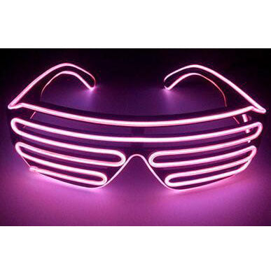 Led Light Up Glasses For Rave Party Festival