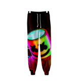 Marshmello DJ Sweatpants 3D Print Casual Jogger Pants