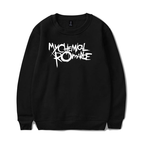 My Chemical Romance Fashion Pullover Sweatshirt Hoodies