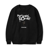 My Chemical Romance Fashion Sweatshirt Hoodies Pull Over