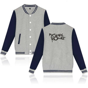 My Chemical Romance Hoodies Baseball Jacket