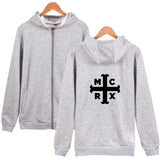 My Chemical Romance Zip Up Sweatshirts Hoodies