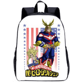 My Hero Academia Backpack Students Backpack for School