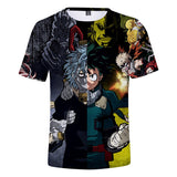 My Hero Academia Battle For All / Boku no Hero Academia Cosplay T-shirt