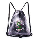 Rivedale Southside Serpents Drawstring Backpack
