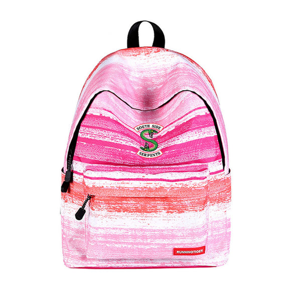 Riverdale Backpack Student School bag Daily Backpack