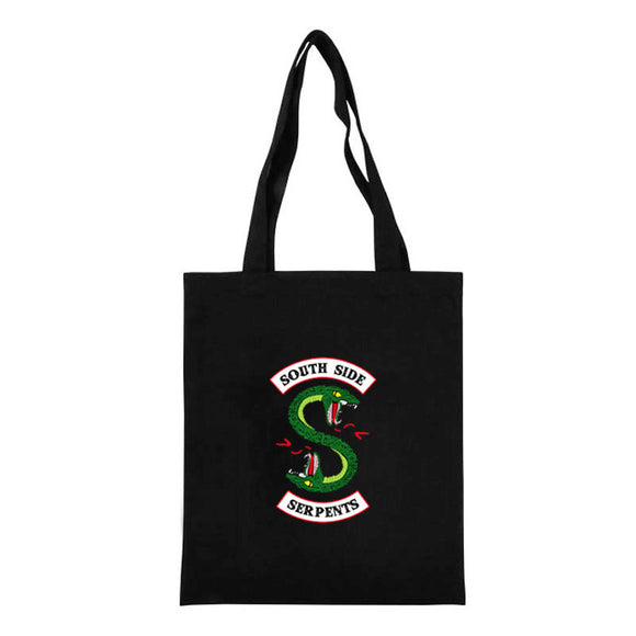 Riverdale Daily Book Bags Canvas Bags