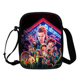 Stranger Things 3D Print Cross Shoulder Bags For Youth