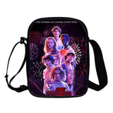 Stranger Things Cross Shoulder Bags