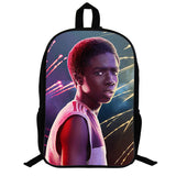 Stranger Things 3D Print Colorful Fashion School Backpack
