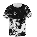 Xxxtentacion Character Print T-Shirt Fashion Casual Fitness Cool T Shirt Summer