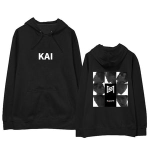 SuperM KAI Hoodie With Motif