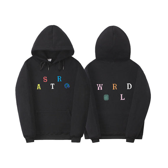 Travis Scott Astroworld Youth Teens Fashion Pullover Sweatshirt Cotton