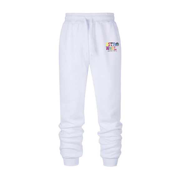 Travis Scott AstroWorld Fashion Jogger Sweatpants